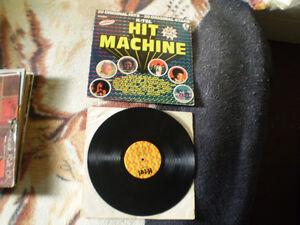 vinyl top hit/hit machine/stars on long/rock power/24 hit