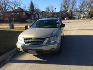 2006 Chrysler Pacifica Beige SUV, Crossover