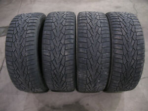 205/55-16 NOKIAN HAKKAPELITA 7 WINTER TIRES FOR SALE