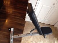 GYM quality workout bench from Apple Fitness
