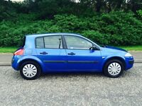 Renault Megane Authentique 1.4, July MOT, Well Serviced