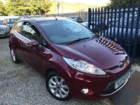 ✿10-Reg Ford Fiesta 1.4 TDCI Zetec, Diesel ✿NICE EXAMPLE ✿VERY LOW MILEAGE✿