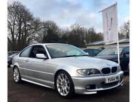 2004 BMW 3 SERIES 2.0 320CD SPORT 2DR
