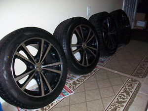 JZ Rims and tiers