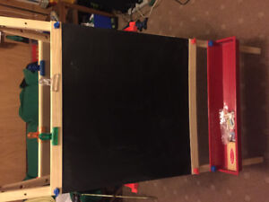 Double sided child's Easel