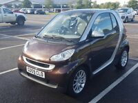 2010 Smart Fortwo 1.0 automatic Highstyle 2dr in mint condition