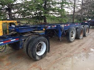 20 ft container chassis and SA dollies  London Ontario image 5