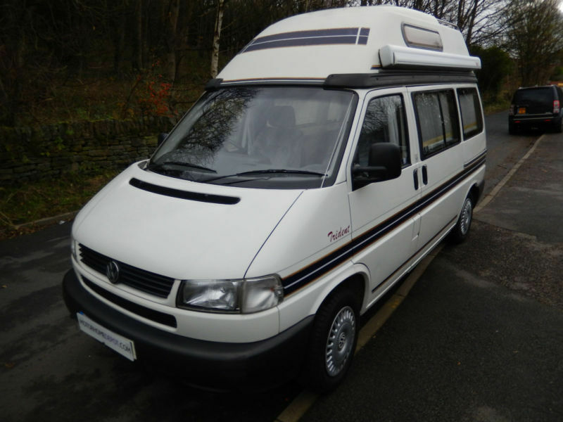 Auto Sleepers For Sale Gumtree: VW Auto Sleeper Trident High Top 4 Berth Camper Van For