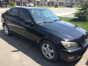 2004 Lexus IS300 - Manual Trans - Selling with Safety