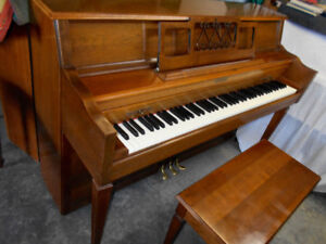 Beautiful Currier Upright Piano