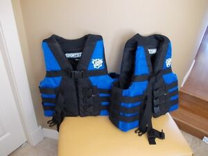 Life Jackets or Floatation Devices