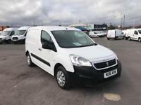 Peugeot Partner 850 S 1.6 HDI 92PS VAN (SLD)*VALUE RANGE VEHICLE CONDITION REFLE