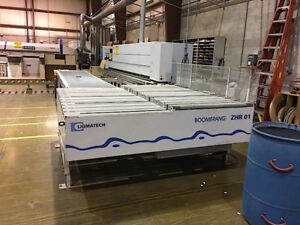 Ligmatech Edgebander Return Conveyors - 3 Available