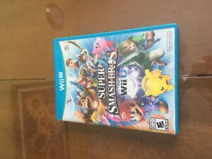 Super Smash Bros Nintendo WiiU