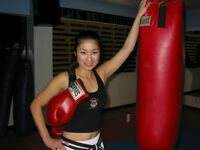 Kitsilano, Fun, Engaging and Active Sport Kickboxing Fitness