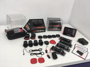 6 mini-caméra video HD Replay XD 1080  et  accesoires (Gopro)