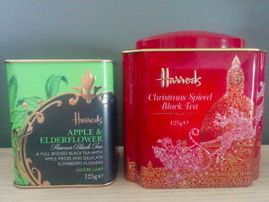 Tins from Harrods, England Kitchener / Waterloo Kitchener Area image 1