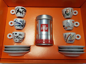 ILLY COLLECTION 2004 - PEN TESTS, PADRAIG TIMONEY - ESPRESSO CUP