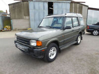 1996 Land Rover Discovery 3.9 EFI - LEFT HAND DRIVE -