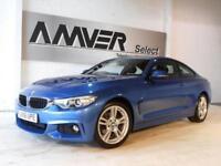 2016 16 BMW 4 SERIES 2.0 420D M SPORT 2D AUTO 188 BHP DIESEL
