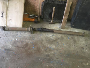 77 CHEV steering box ,drive shaft