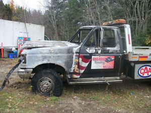 1992 /1988 ford tow trucks