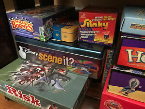 Updated stock: LOT of assorted fun board and card games!