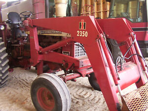Wanted quick attach loader for 1066 ih
