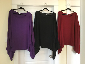 Selling as one Lot: 3 Brand New Womens Plus Size Tops, 5XL