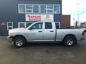 2012 RAM 1500 4X4  128 BI WEEKLY FINANCING AVAILABLE