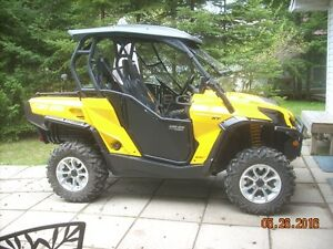 For sale Can Am Commander 800 XT
