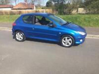 2005 PEUGEOT 206 Sport S HDi 3dr