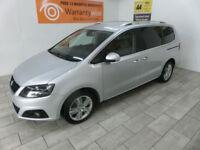2012,Seat Alhambra 2.0TDI DPF 170bhp DSG...BUY FOR ONLY £48 PER WEEK...
