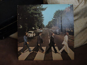 THE BEATLES Abbey Road LP Archive Mint- SO-383 USA Rarest Versio