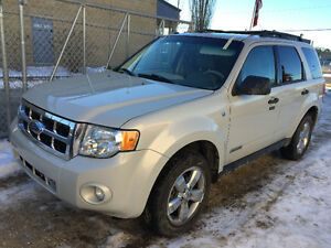 2008 Ford Escape XLT SUV, V6  Crossover 170000 km inspected