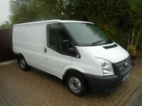 2012 62 Reg Ford Transit 2.2TDCi ( 100PS ) ( EU5 ) 280S ( Low Roof ) 280 SWB
