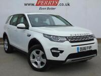 2016 LAND ROVER DISCOVERY SPORT 2.0 TD4 HSE 5dr [5 Seat]