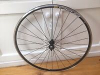 Mavic CPX22 front wheel with skewer