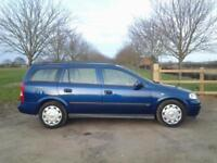 VAUXHALL ASTRA ~ AUTOMATIC ~ ESTATE ~ 2 KEYS ~ SERVICE HISTORY ~