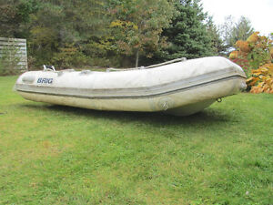 Brigg 10 foot Inflatable Boat