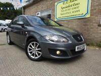 SEAT Leon Cr TDi SE Copa Hatchback 5dr DIESEL MANUAL 2012/12