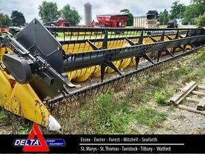 2011 New Holland 740CF Superflex Flex Combine Head