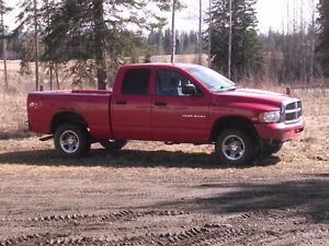 2005 Dodge Hemi Ram 1500 SLT Pickup Truck
