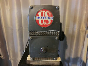 Sander gear box speed reducer Kitchener / Waterloo Kitchener Area image 3