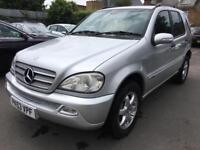 Mercedes-Benz ML270 2.7TD CDI auto Inspiration Edition 7 SEATERS