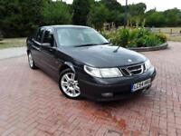 2004 54 reg Saab 9-5 2.3t auto Vector saloon automatic