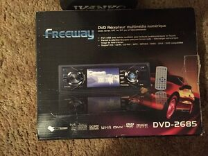 Freeway DVD deck brand new London Ontario image 1