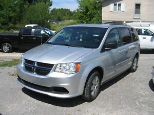 2011 Dodge Grand Caravan Stow & Go