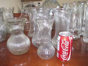 various glass vases - great for any occasion/ wedding $5 each Kitchener / Waterloo Kitchener Area image 6