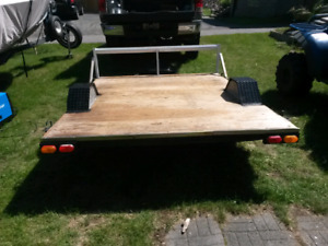 6x8 utility trailer for sale